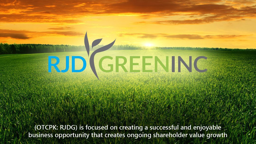RJD Green Inc. (RJDG) IOSoft Received an Initial Contract